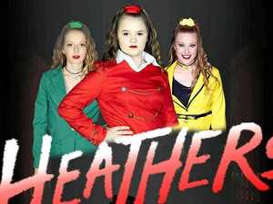 Heathers: 80s cult classic takes the stage