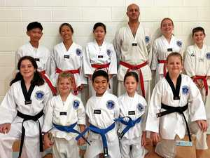 Meet Whitsunday's youngest taekwondo black belt