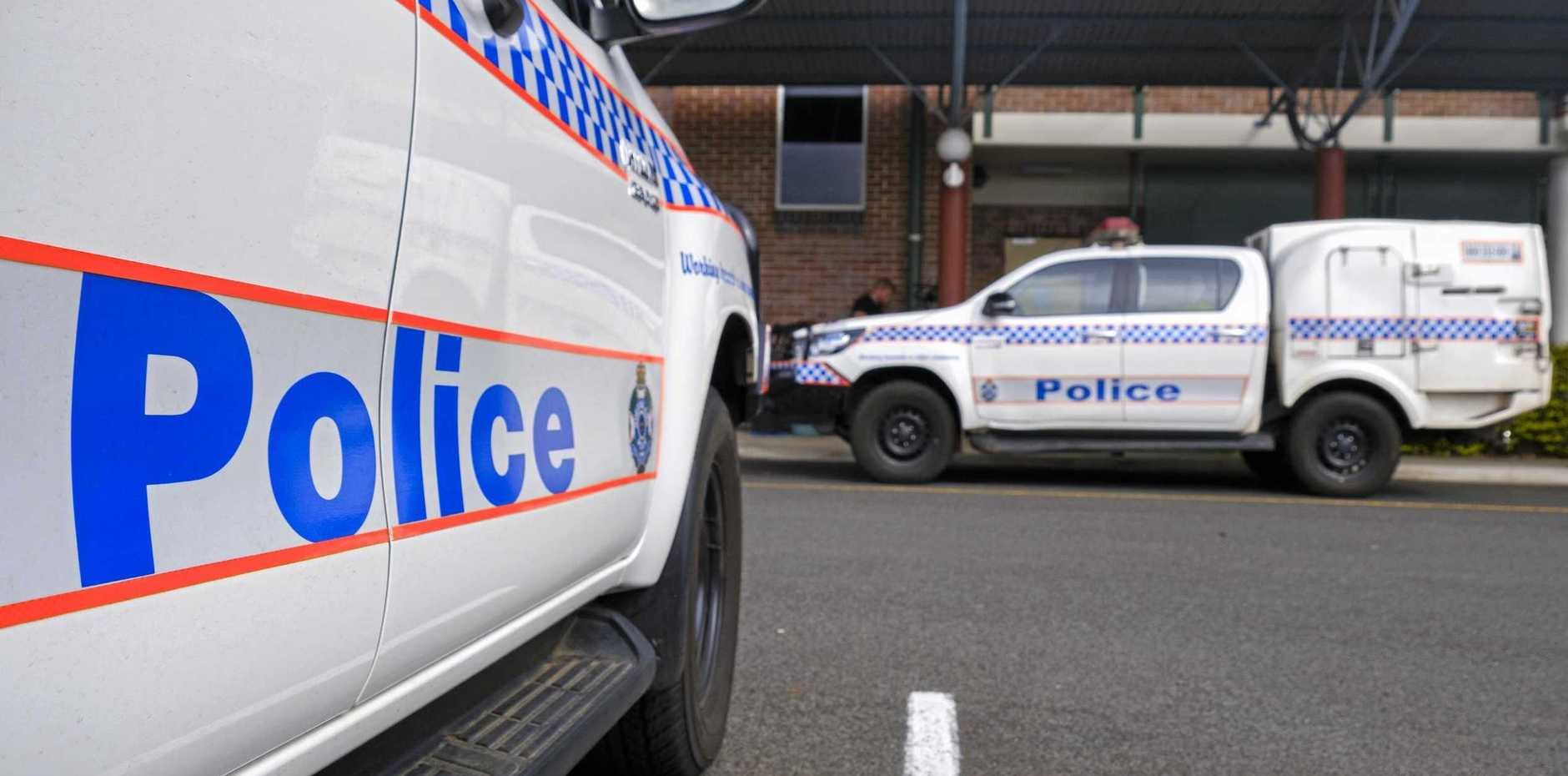 MAN SLASHED: An 18-year-old man has been injured after being slashed by a bladed weapon in a random attack.