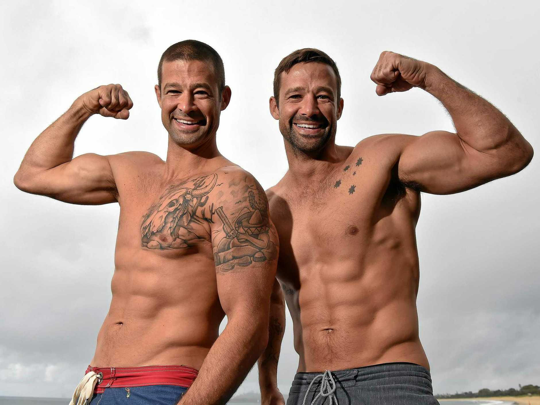 Warana's Matt and Luke Filippi are through to the Australian Ninja Warrior semi-finals.