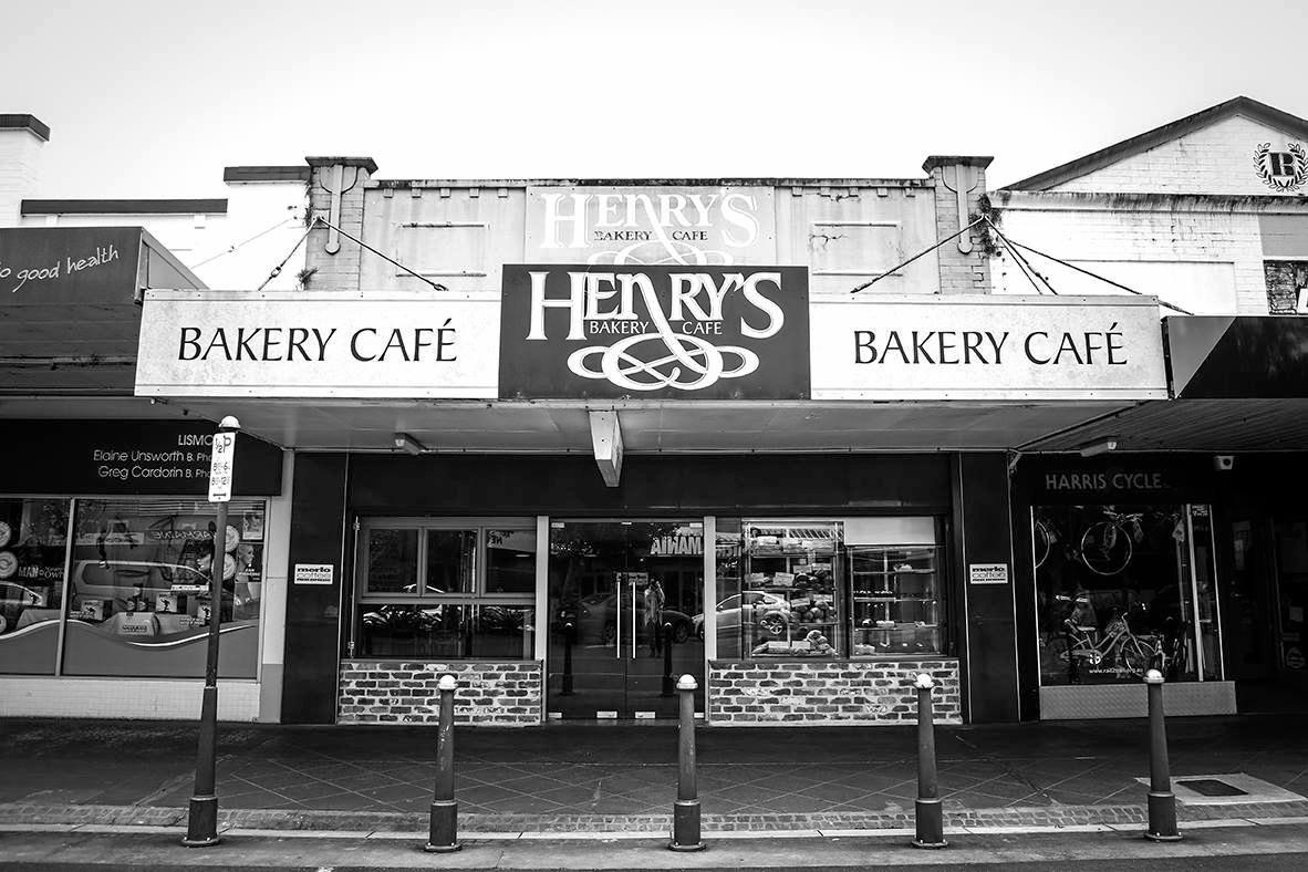 Henry's Bakery Cafe in Lismore has revealed plans to build a mezzanine level.