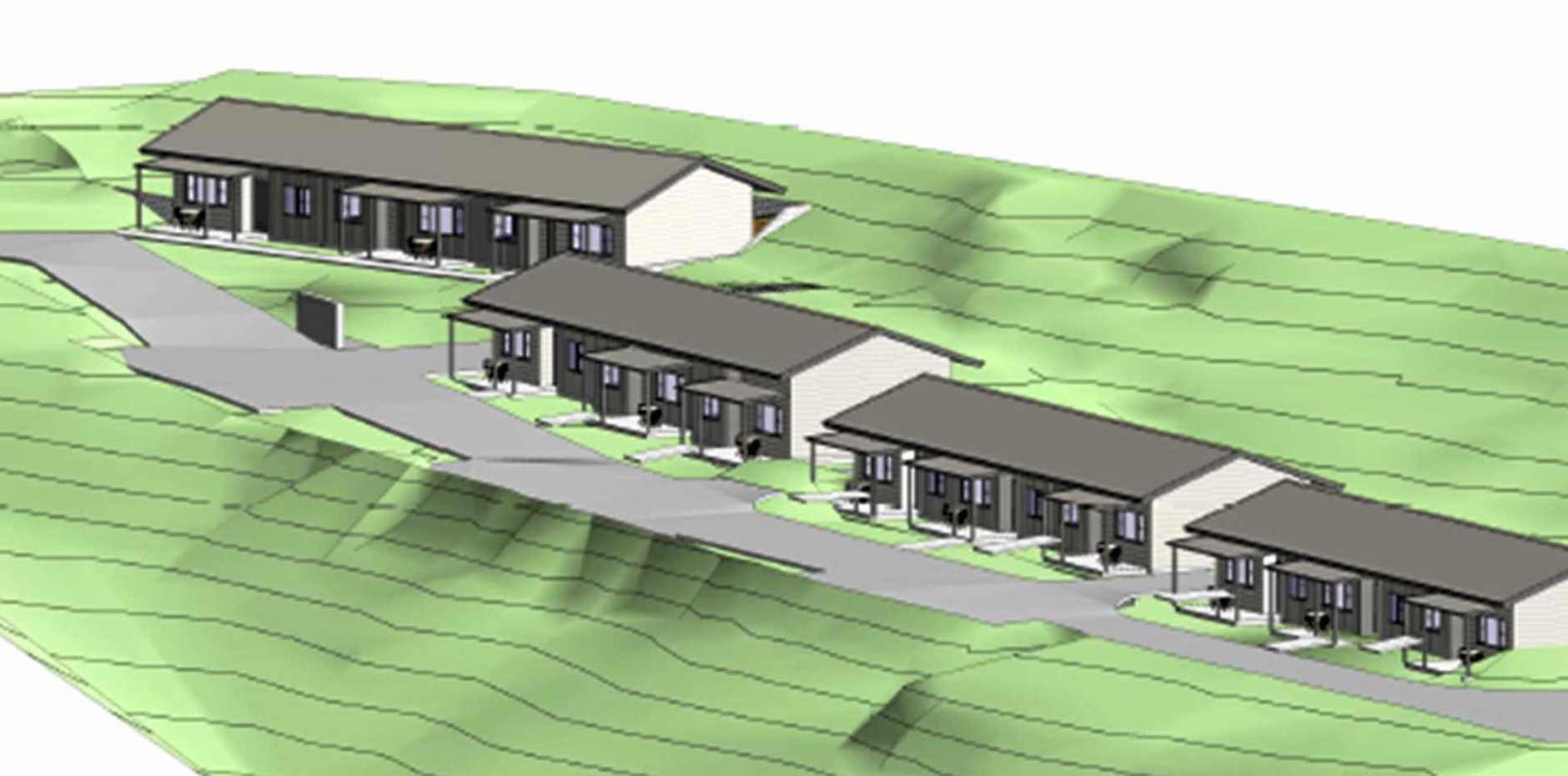 Caroona Goonellabah has lodged a development application with Lismore City Council for 12 new independent living units.