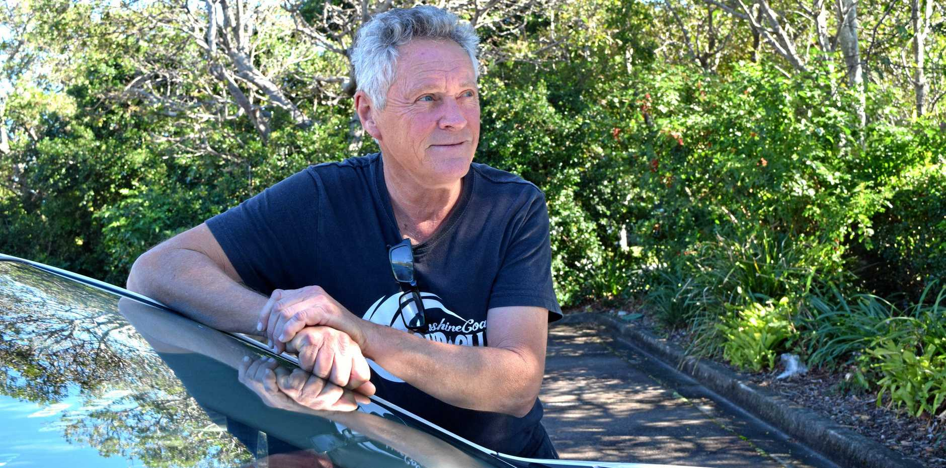 Finance broker Roger Morrison caught an Uber from Maroochydore to Kunda Park on July 24 without issue but sometime after that fare his Uber profile was stolen and used for trips have never took.