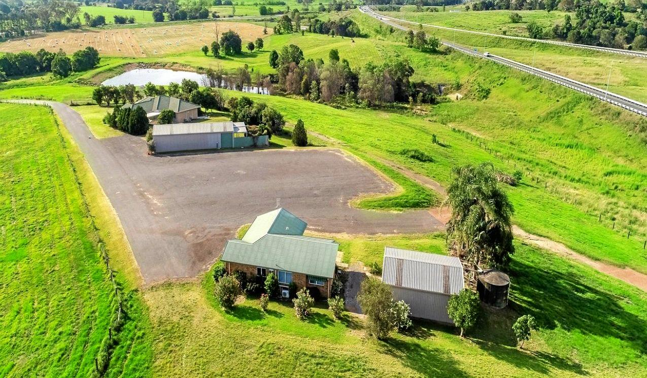 NEW SCHOOL: Mawarra Independent School has lodged an application with Gympie Regional Council to open at this property in Kybong early next year.