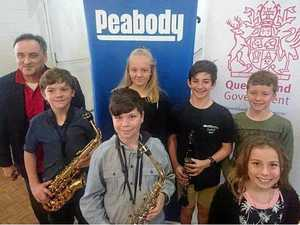 Whitsunday musicians perform with Queensland Youth Orchestra