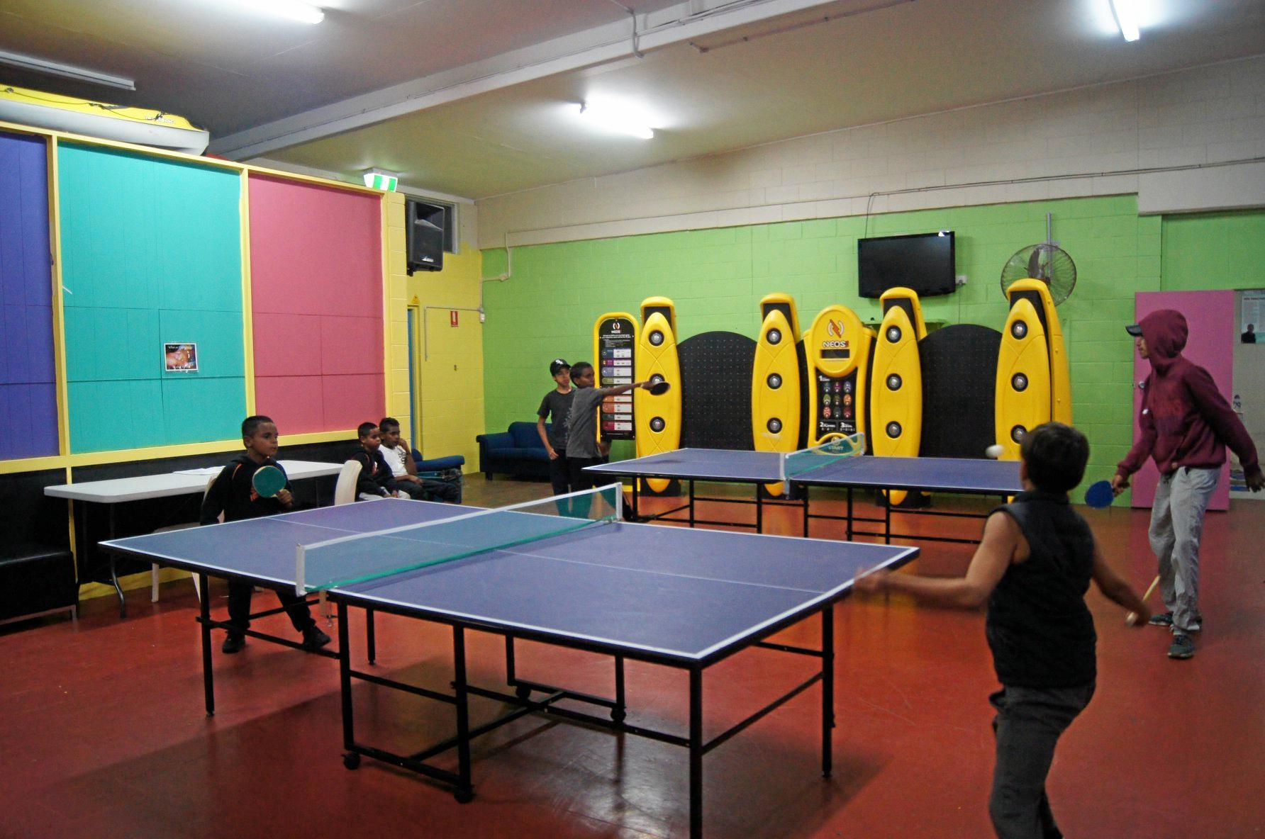 MAKING CHANGE: South Burnett PCYC's BYTE NITE youth program has had an overwhelming support from the Murgon community.