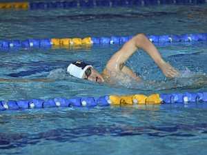 Toowoomba swimmer one of Australia's fastest