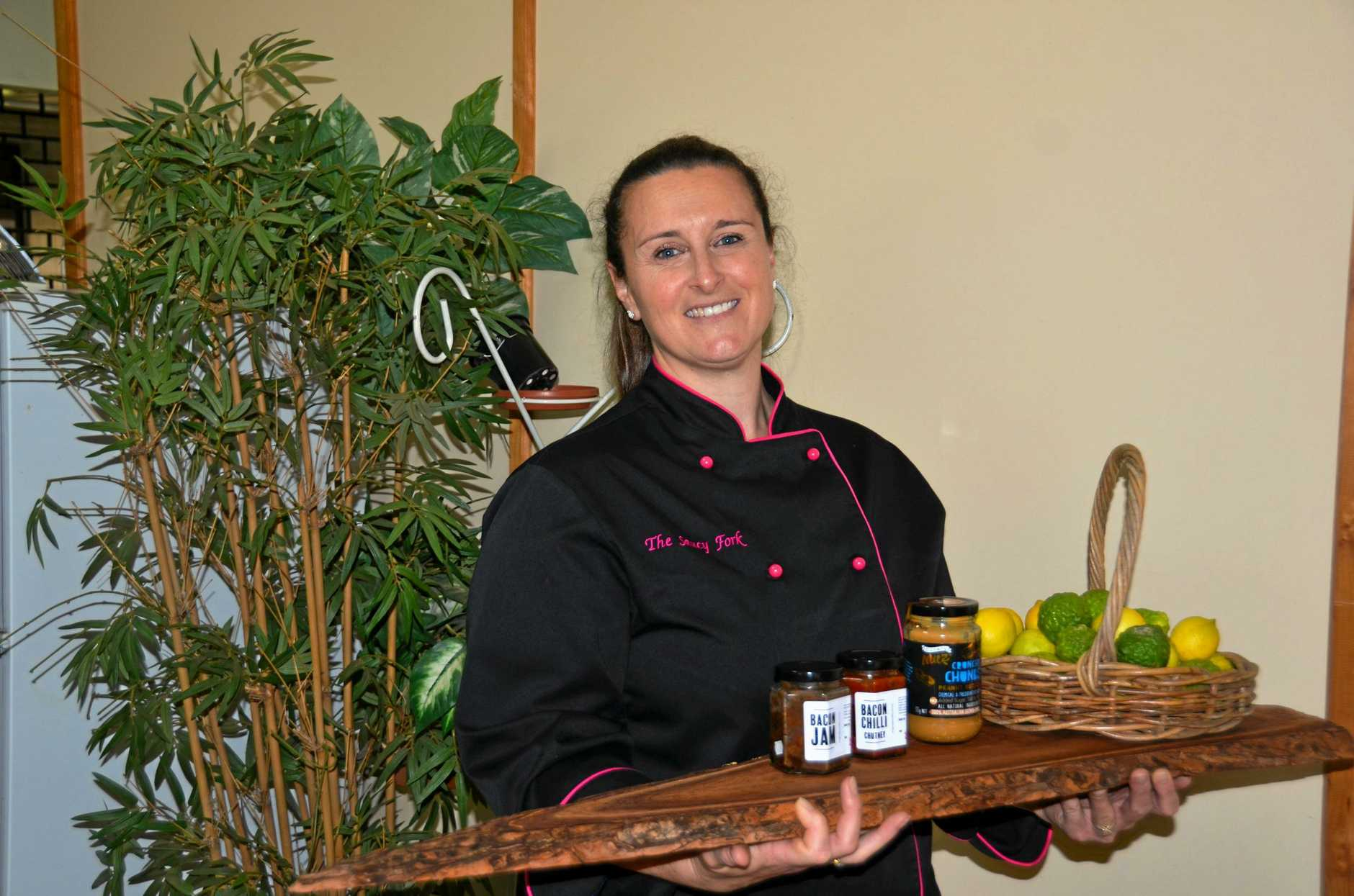 BACONFEST: Roberta Schablon is making sure local produce is one of the main themes of BaconFest.