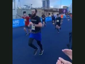 Running 4 Harlow: Sarah Blackman's marathon effort