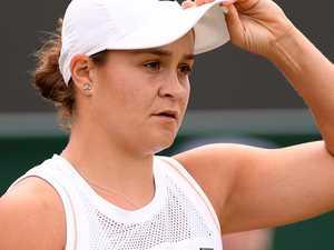 Ash's perfect response to Wimbledon shock