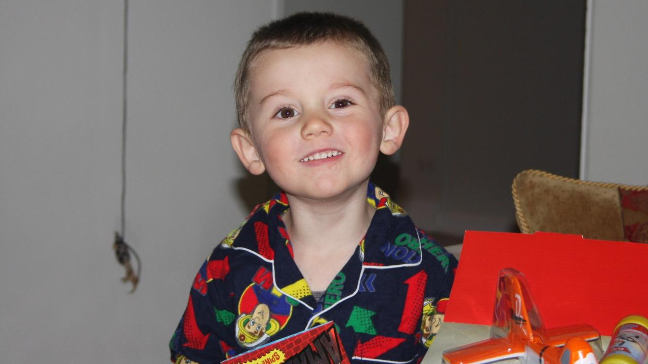 William Tyrrell went missing at the age of three and hasn't been seen since.
