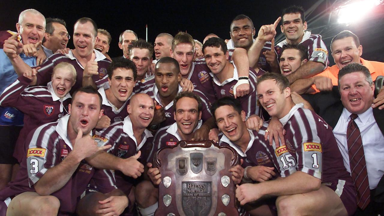 Why history sides with Queensland in State of Origin decider