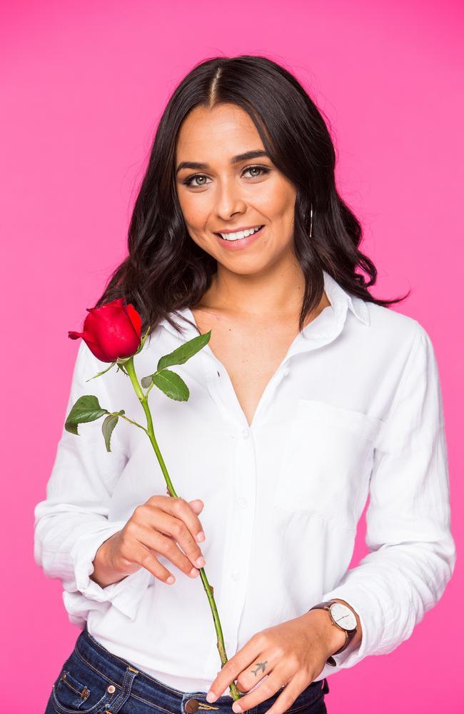 Bachelor favourite Brooke Blurton.