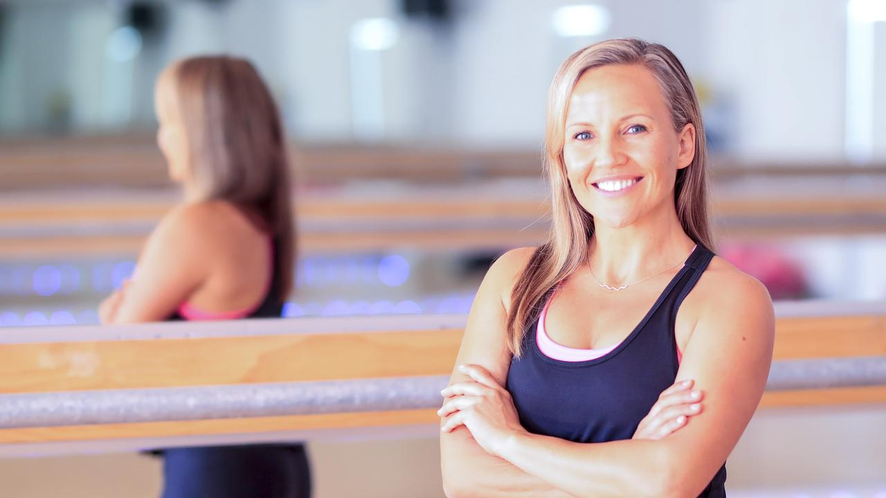 Kelii Grauer, owner/director of KBOD Fitness, set up her business after recognising a gap in the market for dance-inspired cardio workouts. Picture: TIM MARSDEN