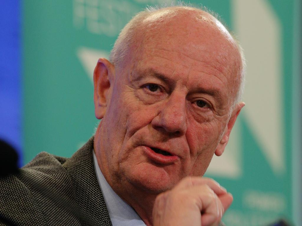Reverend Tim Costello said the suggestion Christians are being persecuted in Australia is false. Picture: Gary Ramage