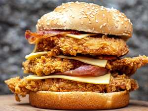 KFC's 'biggest ever burger': How to order from secret menu
