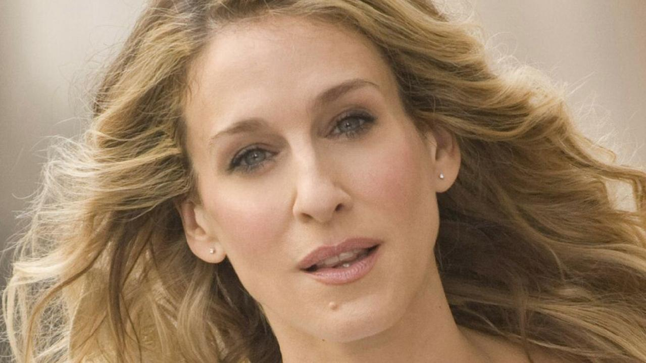 Actor Sarah Jessica Parker in a scene from the 2008 film 'Sex And The City: The Movie'.