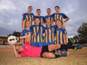 Junior soccer stars selected for Thunder trials