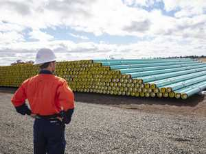 Building begins: New gas pipeline to stretch 60km