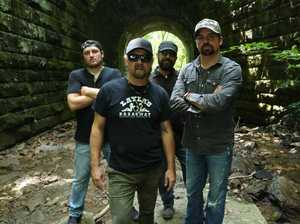 The Davisson Brothers Band is Australia-bound with new music