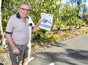 Worries council is letting elderly down at parklands