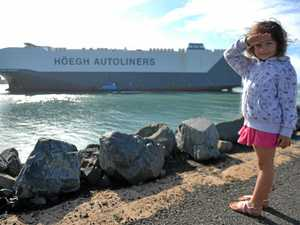 GALLERY: Mackay visitor inspires hope for economy