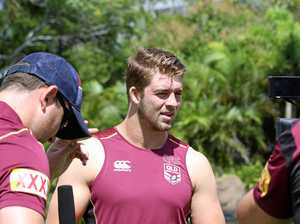Spotlight shines on Welch ahead of Maroons debut