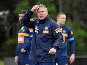 Pressure mounts on Titans coach Garth Brennan