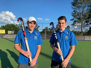 Gympie hockey duo up for U18 state squad challenge
