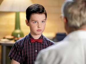 Young Sheldon star shares his central intelligence