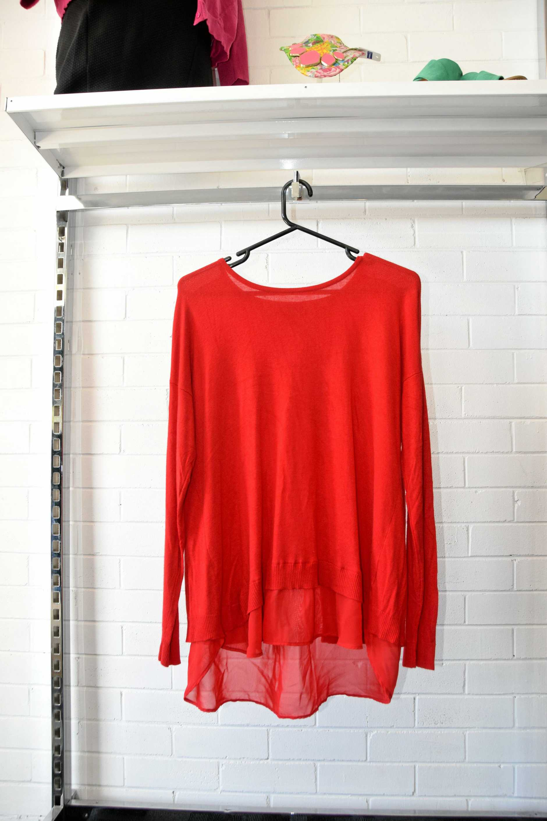 Vinnies women's red light jumper size large from Katies, $6