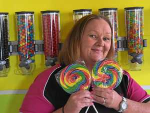 New 'candy' store in the heart of Gympie a child's paradise