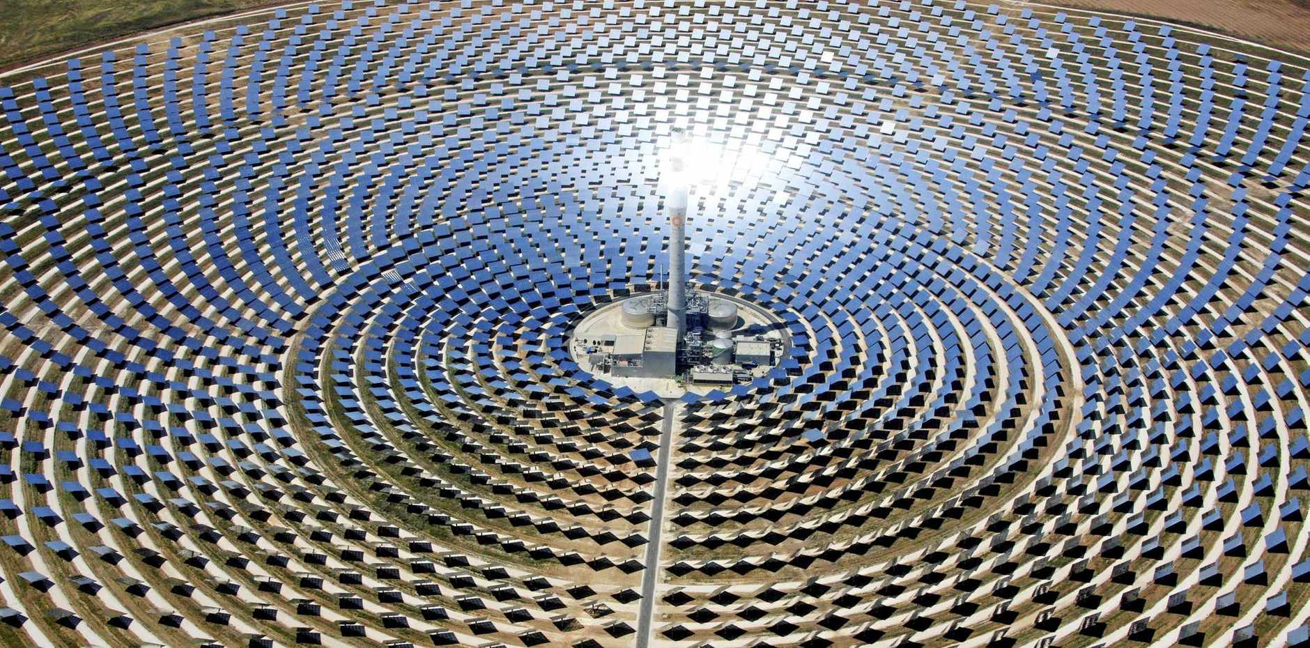 THERMAL SOLAR: Australian company Vast Solar is looking to Charleville as a potential location to produce solar thermal power, and has set up a research station east of town.