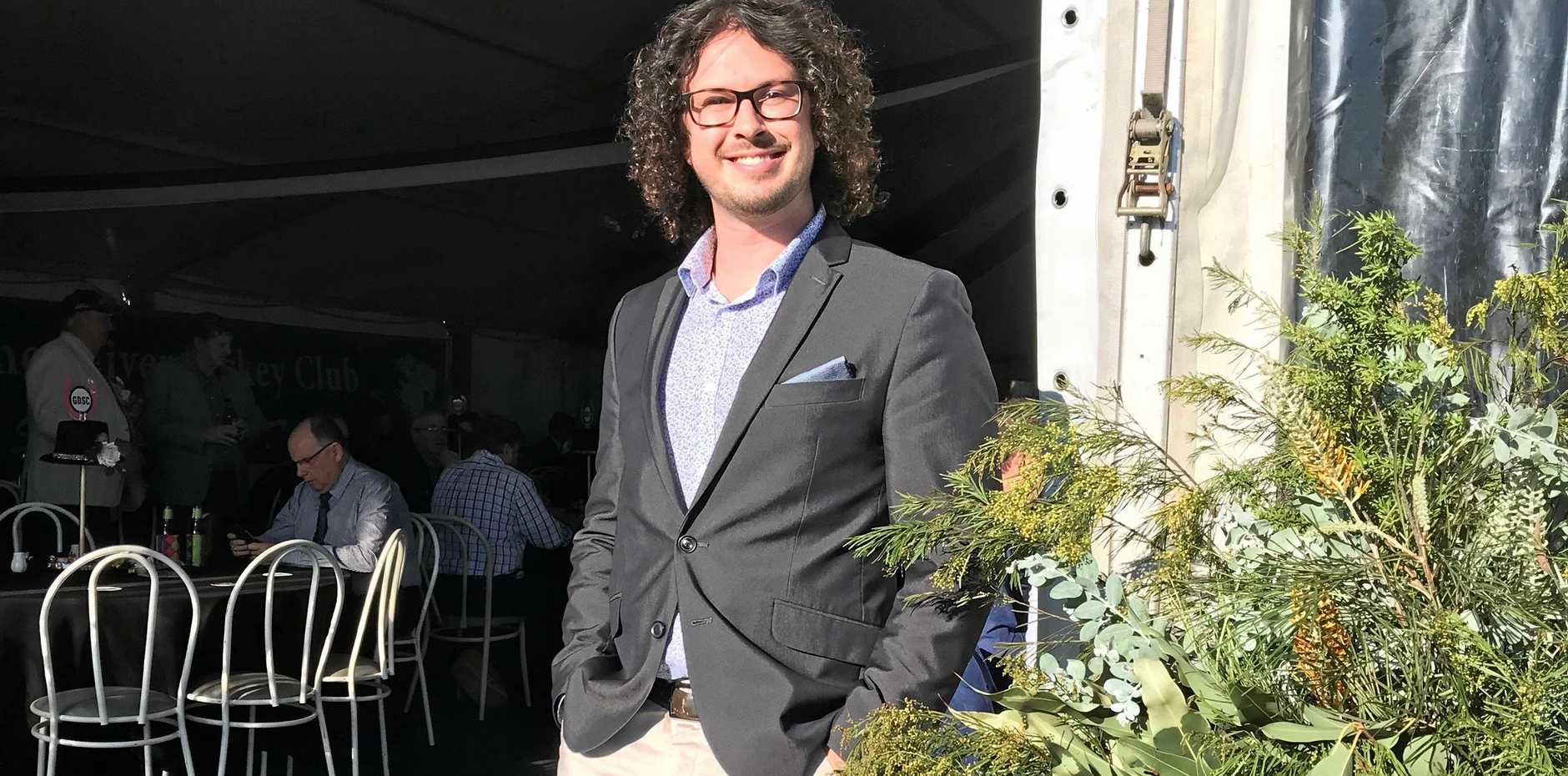 VIP FOR A DAY:  Daily Examiner  journalist Jarrard Potter explores what a day out in the CRJC's Parade Yard Pavilion is really like.