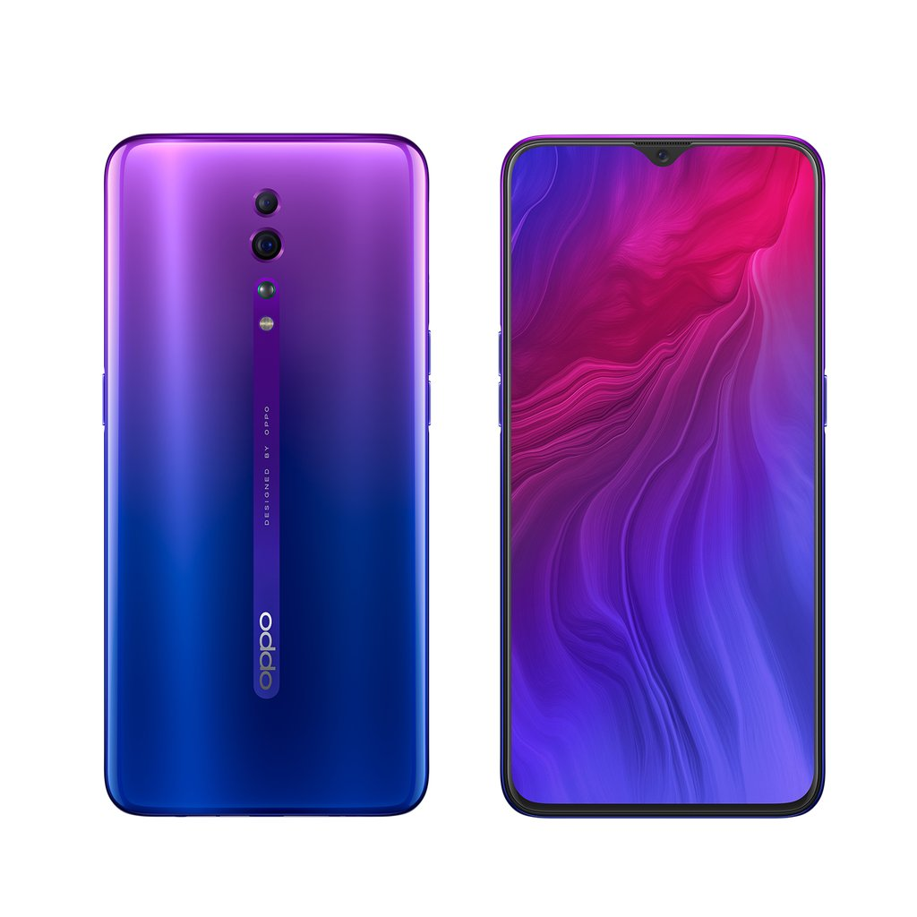 The Oppo Reno Z will appeal to budget buyers.