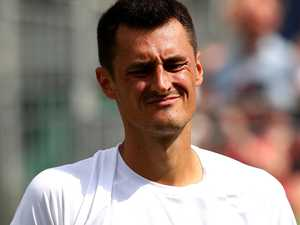 Desperate Tomic now playing for peanuts
