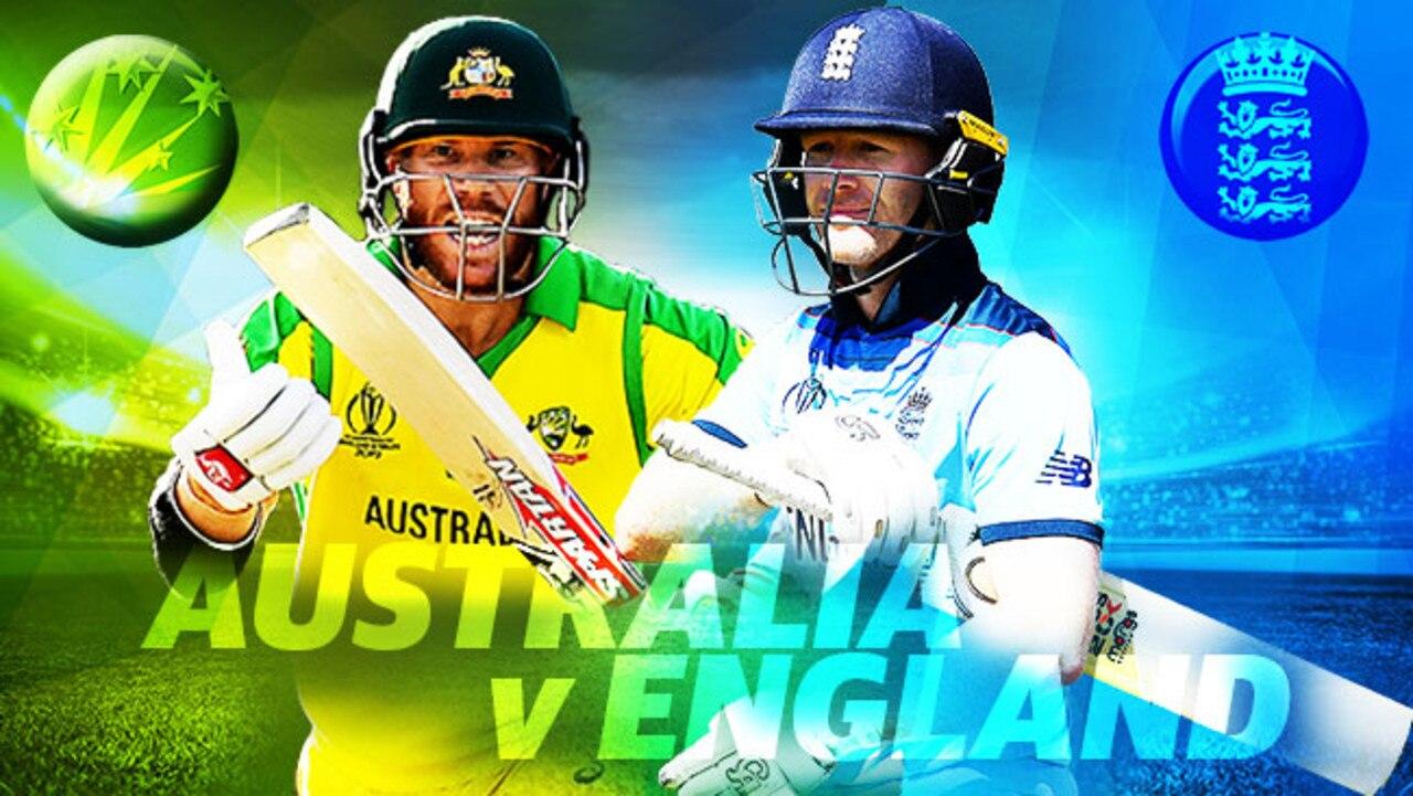 Australia v England. Cricket News