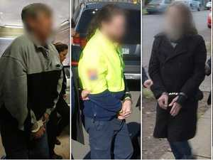 Cops posing as mums catch four alleged paedophiles