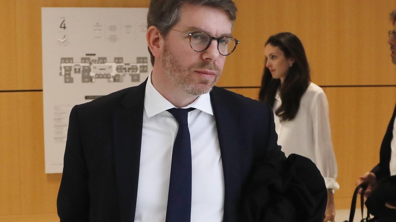 Emmanuel Moyne, the Lawyer of Saudi Princess Hassa bint Salman, said she had offered to appear via video link but French authorities turned down the request. Picture: AP Photo/Michel Euler.