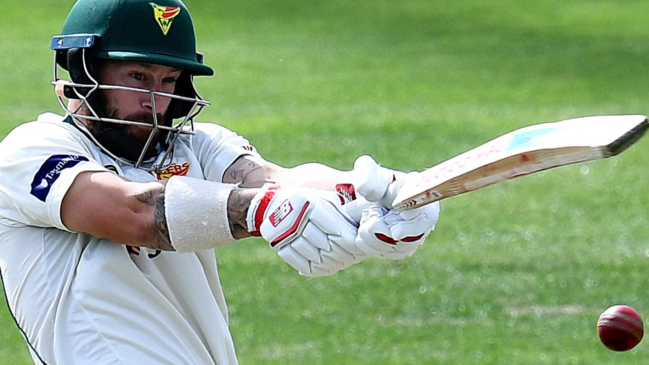 Matthew Wade was second on the list of run scorers in the last Sheffield Shield season.