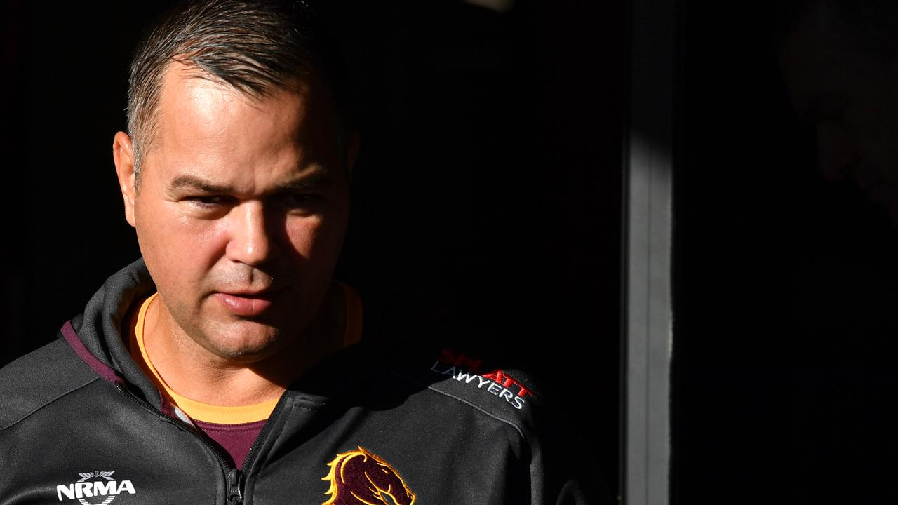 Brisbane controversially appointed Anthony Seibold over Walters. Picture: AAP