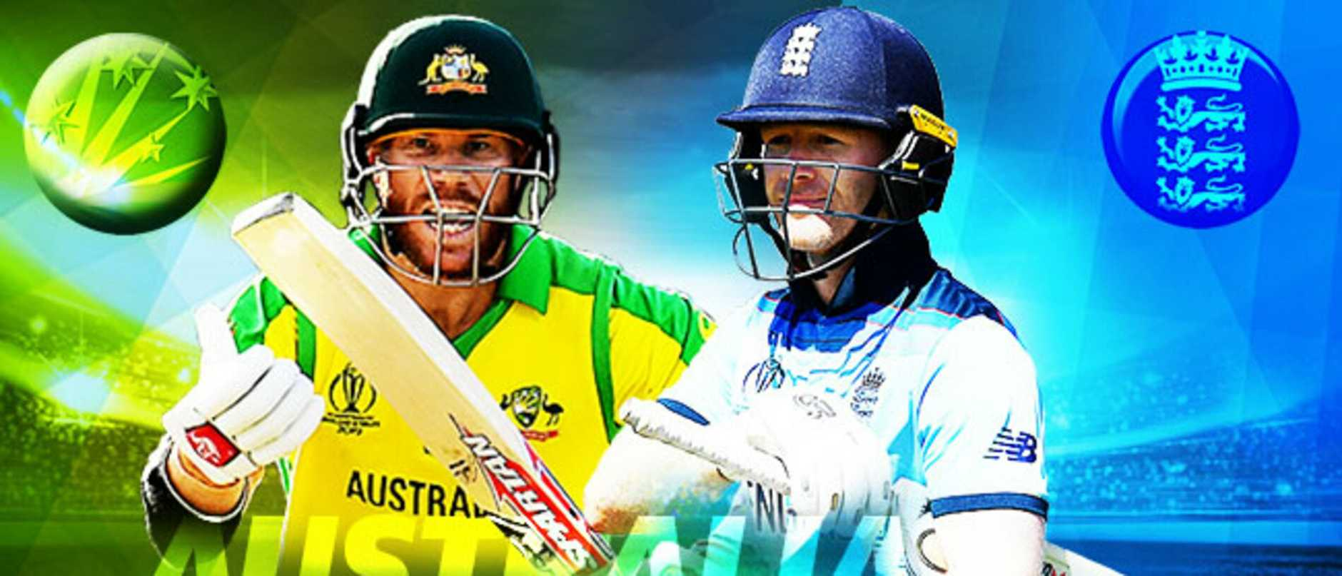 Australia v England. Cricket News