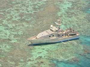 Border Force patrol boat crash reason revealed