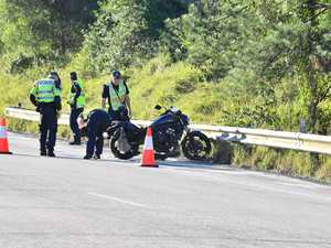 Man dead as police confirm details of fatal motorbike crash