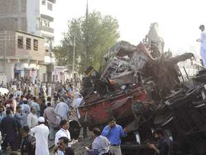 Eleven dead in Pakistan train crash