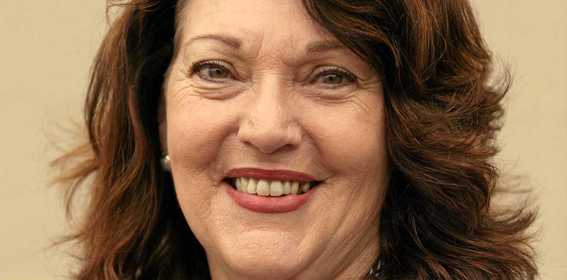CHDC general manager Sandra Hobbs.