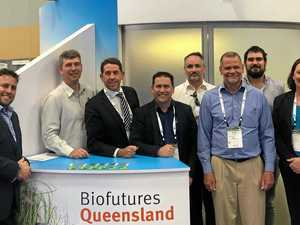 Gladstone on display in USA at Bio World Congress