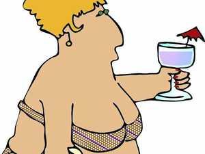 Opinion Column: How is Liz Hurley's latest bikini news?