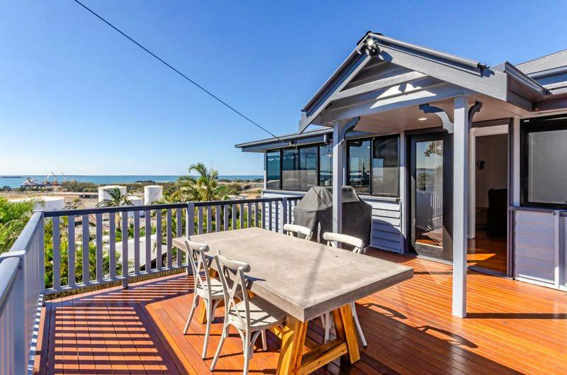 HOT PROPERTY: This house at 26 Auckland Street, Gladstone Central has hit the market for $595,000