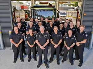 Firefighting veteran reveals highs, lows of 39-year career